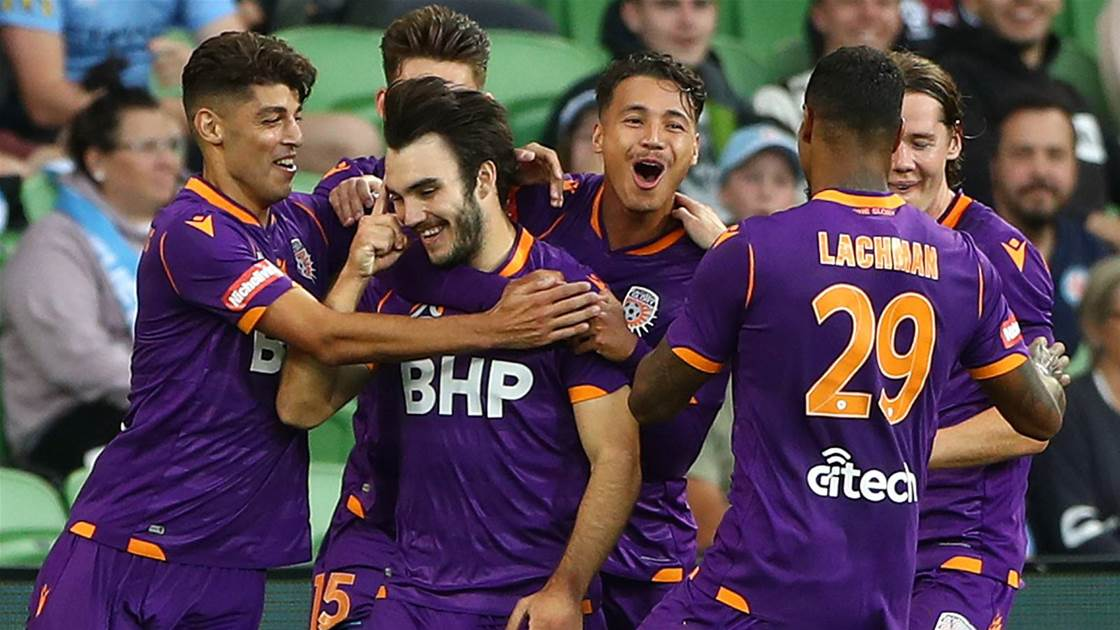 'They deserved that...' - Garcia lauds Perth win amid lockdown shock