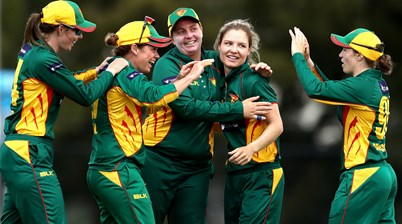 'We are chomping at the bit' - Carey craves more history