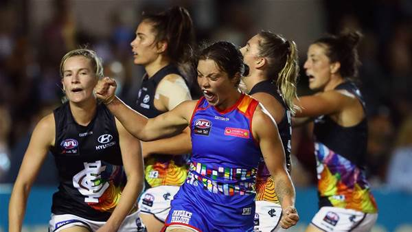 'That's a captain...' - The biggest AFLW talking points of the week