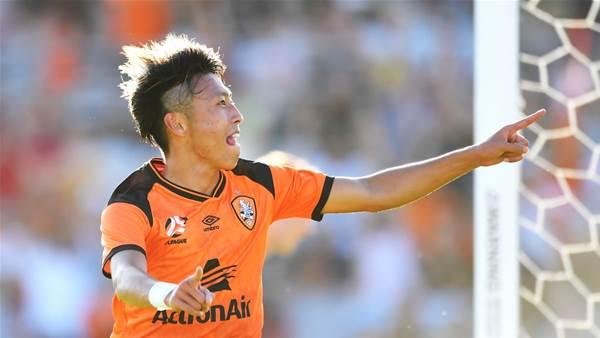 Brisbane reveals 'big plans' to keep foreign star