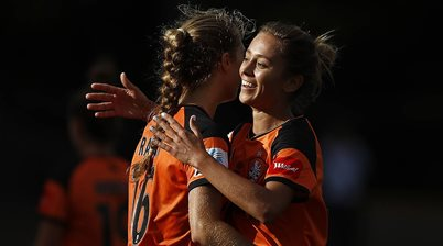 In-form Roar end Sydney's run in W-League