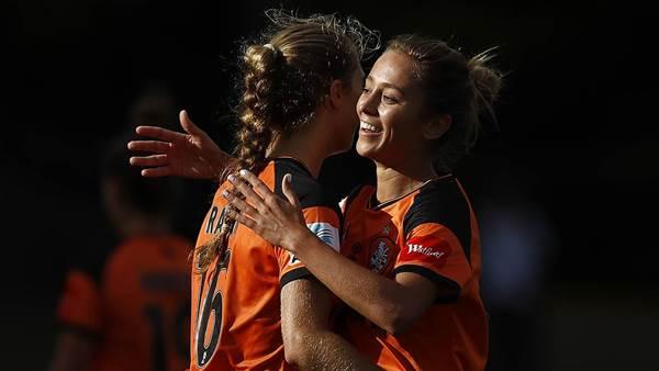 In-form Roar end Sydney's run in W-League