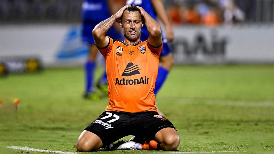 'It's a nice little patch...' - Jets hold firm to deny Roar