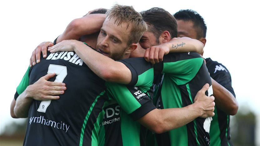 'I found joy in Australia, the A-League...' - Berisha relishes latest milestone
