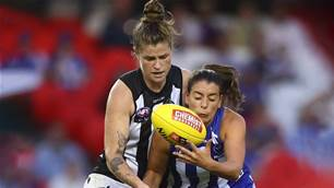 3 Things We Learned: North Melbourne-Tasmania vs Collingwood