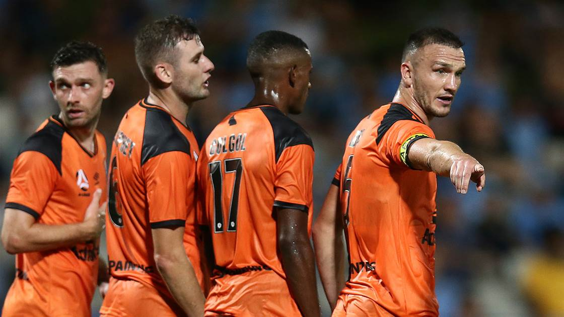 'We need to start winning' - English defensive duo return for Roar