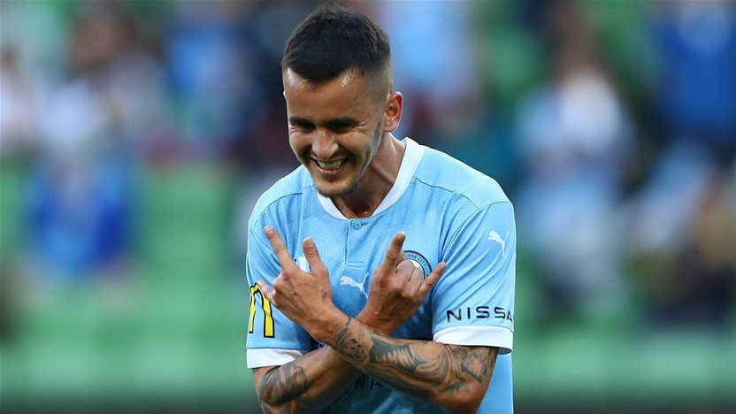 'We were probably outclassed...' - City stave off Sydney