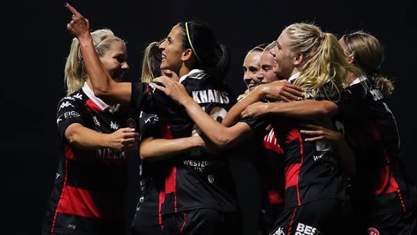 Western Sydney Wanderers - Report Card