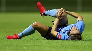 'I'm devastated...' - Sydney's Ellie Brush out for season