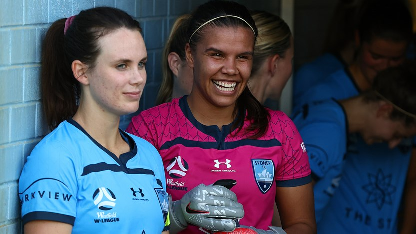 Sydney roll on as W-League rivals stumble