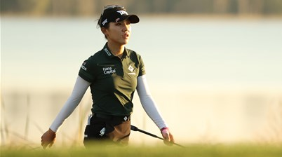 Kiwi Ko leads by two at Gainbridge LPGA