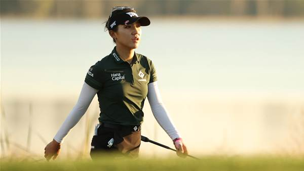 Kiwi Ko leads by two at Gainbridge LPGA