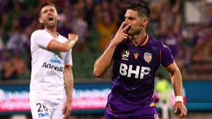 'The type of team I would like to watch' - Hot Glory's rich goal run