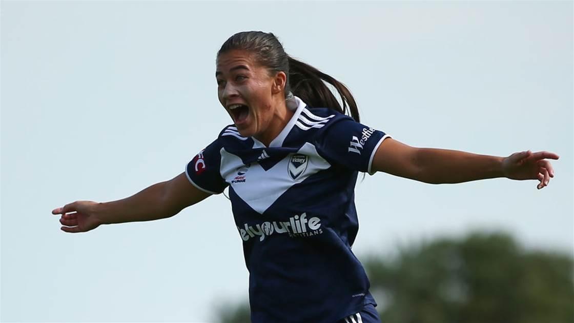 Victory W-League star seals European move