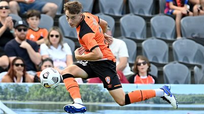 'Undefeated... it's really good' - Roar teen ready to stop Diamanti
