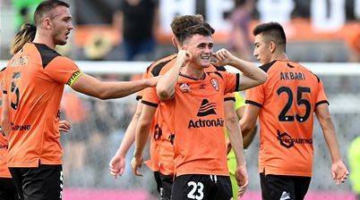 'Fantastic!' - Brisbane A-League game to go ahead