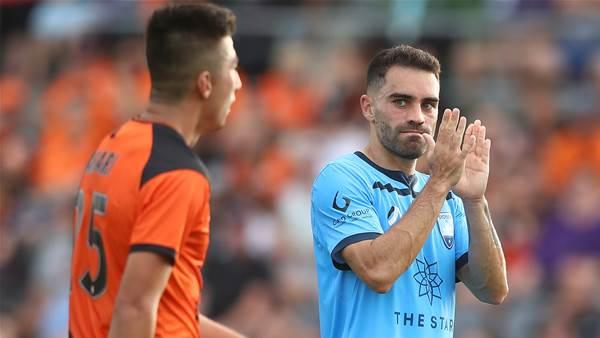 'A bit of bad luck...' - Sydney form slump not a worry: Corica