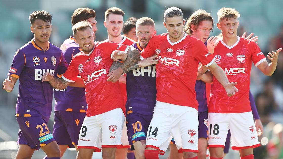'It was a win we needed' -  Phoenix shoot down Glory