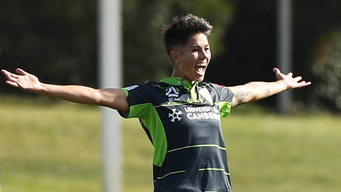 Heyman keeps Canberra's season alive