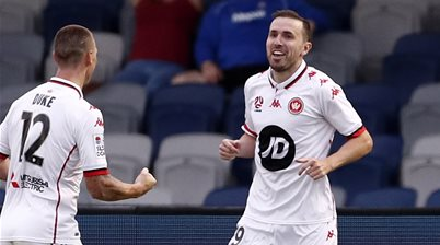 'Good teams find ways to win' - Wanderers down Western United