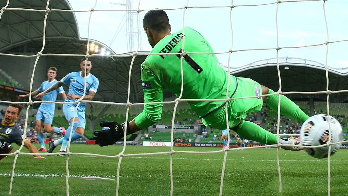 'Hungry to score, to win...' - City are the benchmark, says Milicic