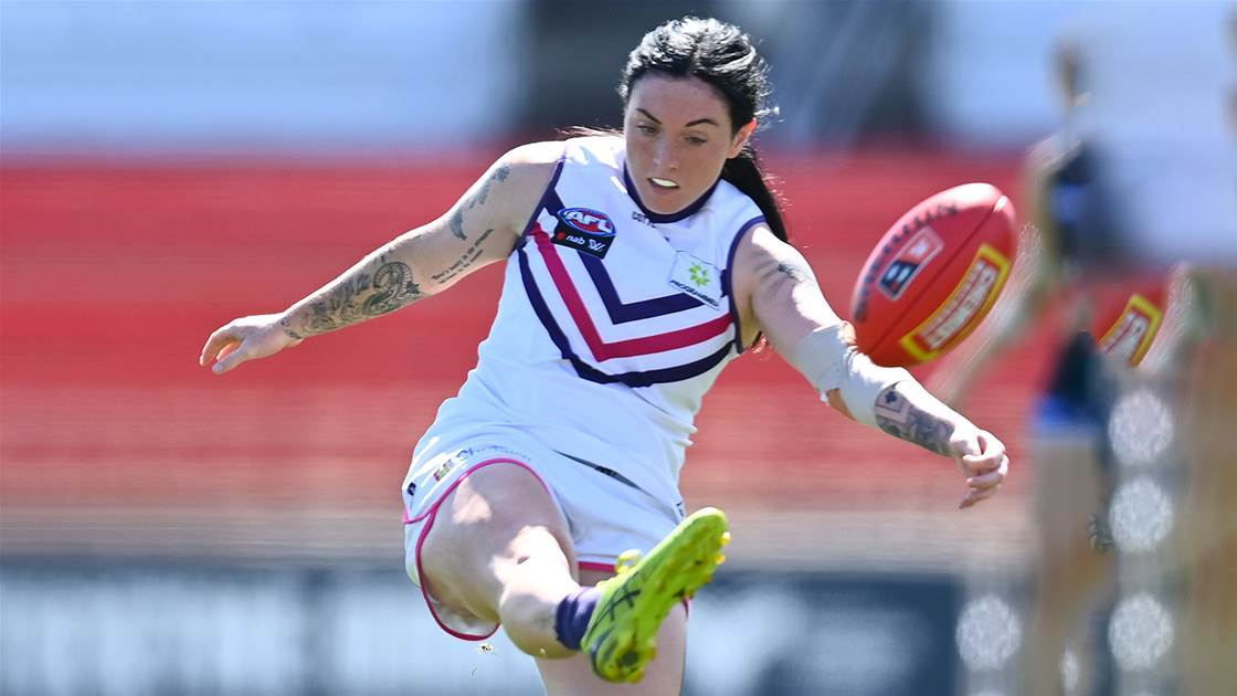 A nice way to say 'Up yours coach!' - The biggest AFLW talking points