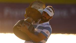 Rozner wins Qatar Masters with monster putt