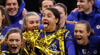 'She's outstanding' - Kerr hailed as best striker in the world