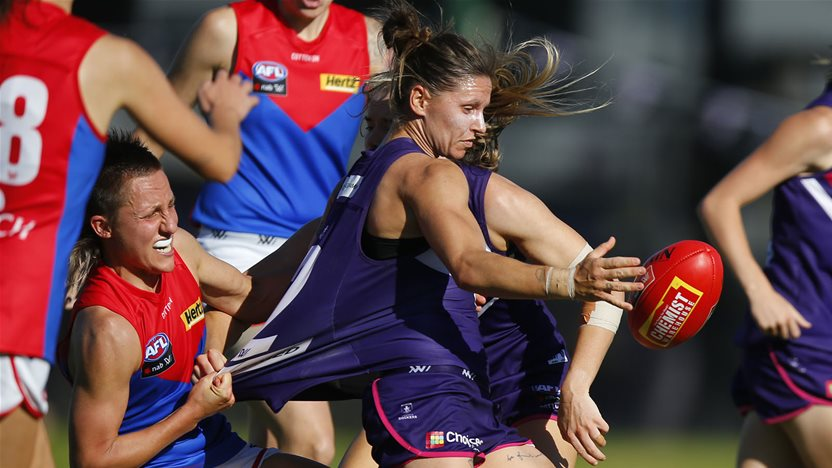 I'm talking about you, Doc! - The biggest AFLW talking points