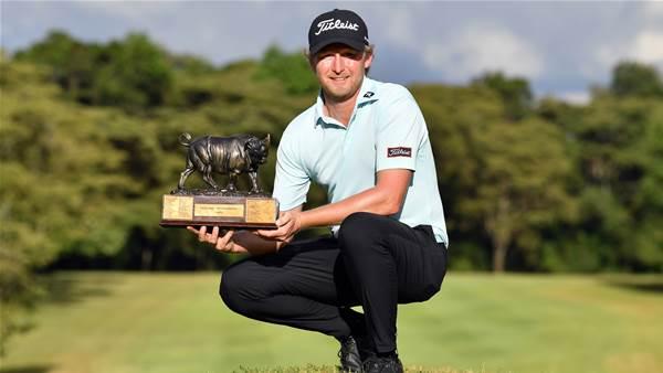 Harding wins Kenya Open as Hend bid slumps