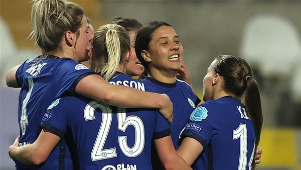 'It was her best game in a Chelsea shirt' - Kerr shines in Chelsea win