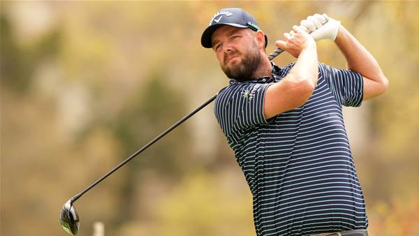Leishman gets clubs back after Open scare