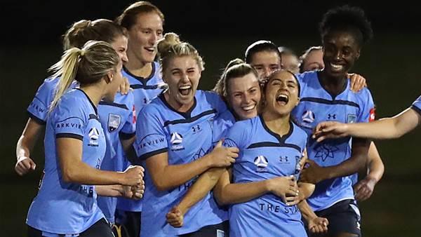 'She gets better every single week' - Sydney skipper a finals inspiration