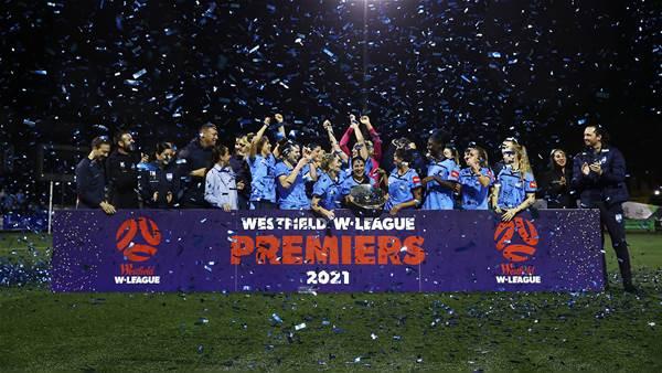 Sydney claim W-League premiership