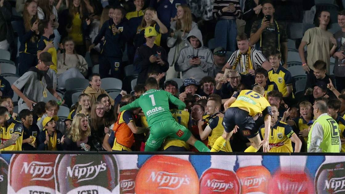 A-League finals exile to end for Mariners