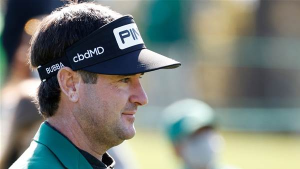 At the Masters, Bubba savours Augusta fare