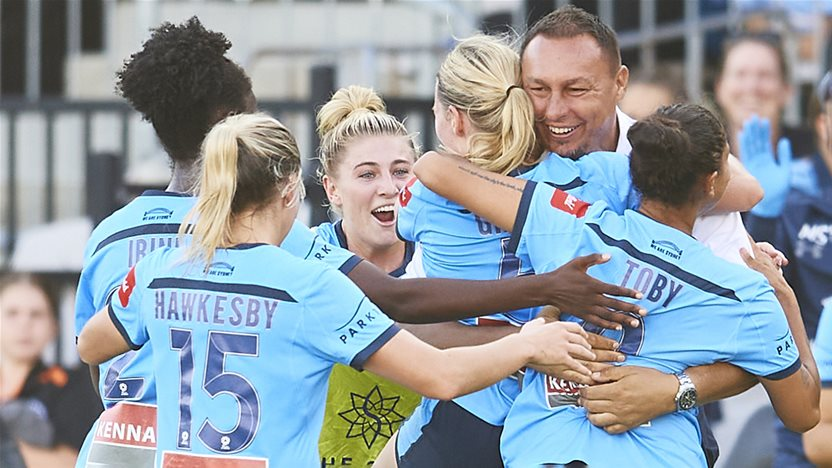 Sydney to meet Victory in W-L decider