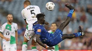 'We were poor for the first half' - United strike early, Jets grounded