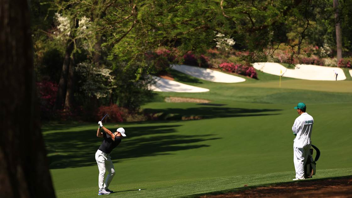 Who's who at the 2021 Masters