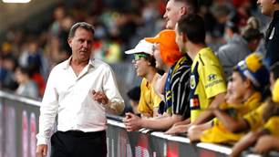 Stajcic: City scared of Mariners, requested early fixture