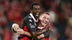 Kamau cleans up A-League's Wanderers awards night