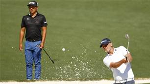 Pan plans to stick to sandwiches & sightseeing at the Masters