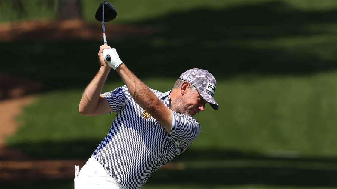 Westwood targets Nicklaus record