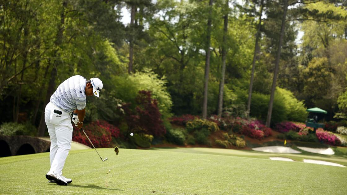 Matsuyama ends first day T2 at Augusta