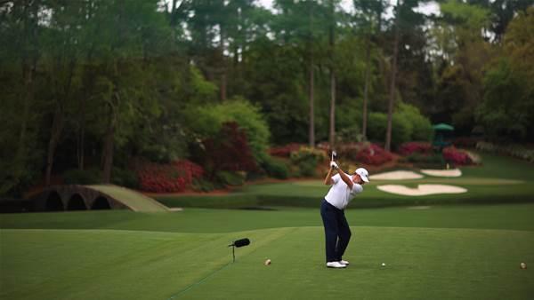 Making Augusta cut is like winning: Ollie
