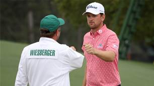 After blooper, Wiesberger's a contender
