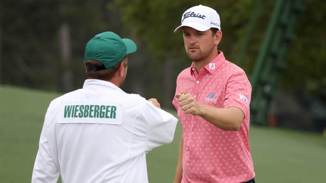 After blooper, Wiesberger's a contender