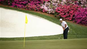 Matsuyama & Kim keep Asia's flag flying high at Augusta National
