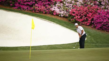 Matsuyama & Kim keep Asia's flag flying high at Augusta National
