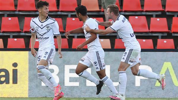 Sub ends Victory's winless run